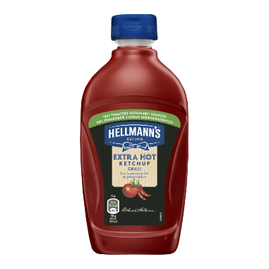 [Hellmann's Ketchup Extra Iute]
