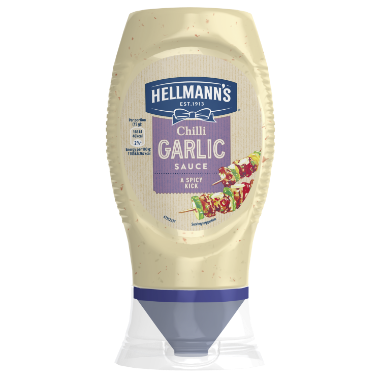 [Hellmann's sos Chili Garlic]